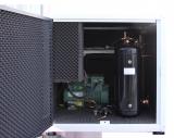 L'solamento acustico per generatori, compressori, motori